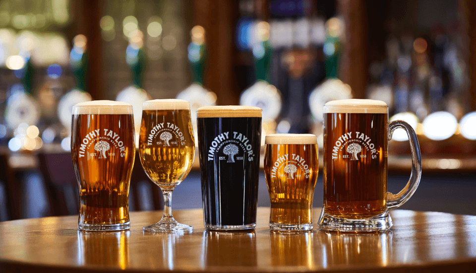 Timothy Taylor's Beers